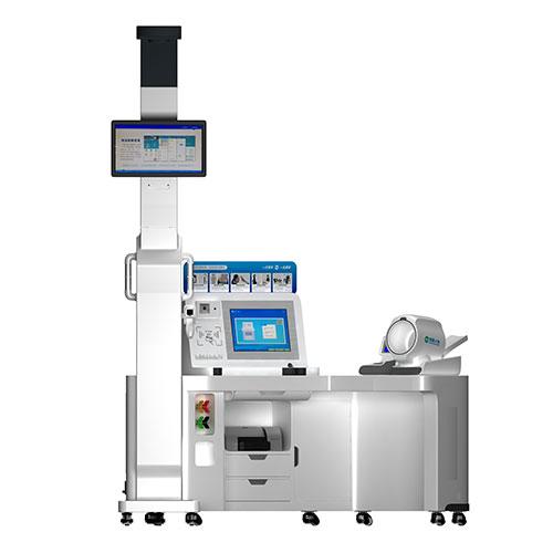 B600 iDoctorcloud health checkup kiosk