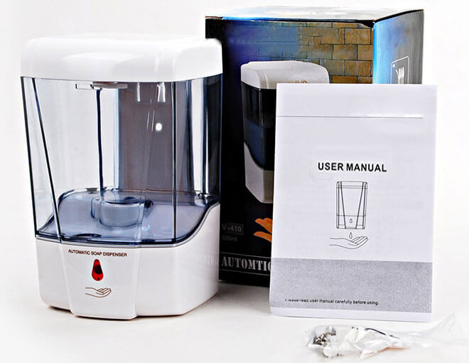 soap-dispenser-user-manual